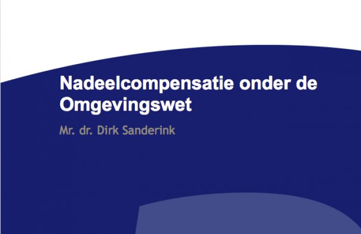 Presentatie Nadeelcompensatie en planschade onder de Omgevingswet2