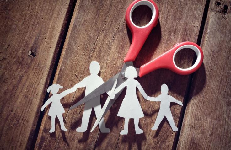 divorce and child custody A4CLFTJ